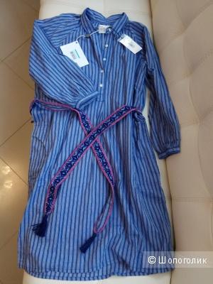 Платье-рубашка Leon and Harper размер L