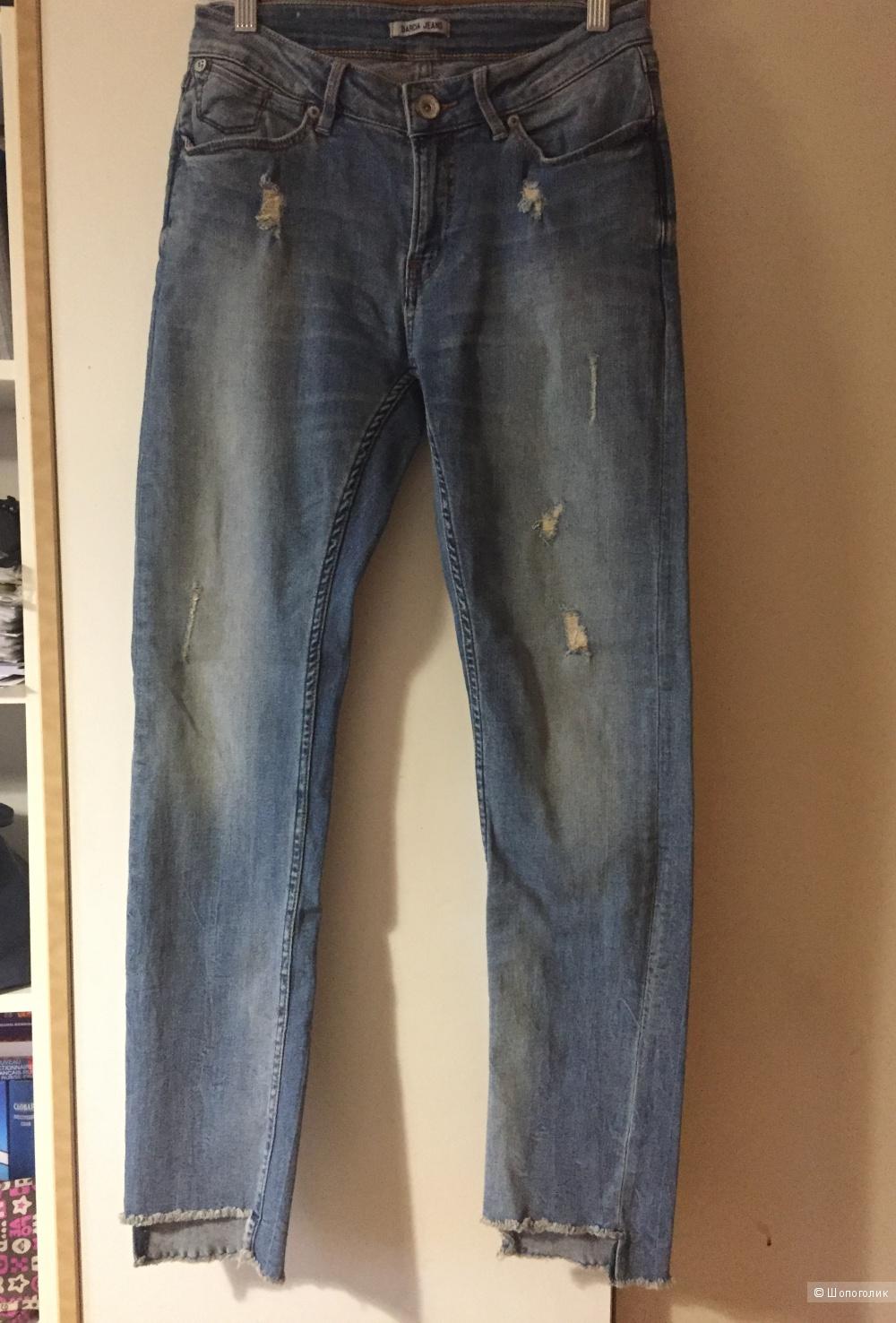 991daeecff82 Джинсы GARCIA JEANS размер 28., в магазине YOOX — на Шопоголик