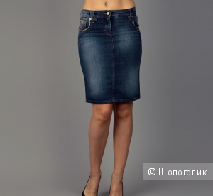 Джинсовая юбка John Galliano размер M (42-44)