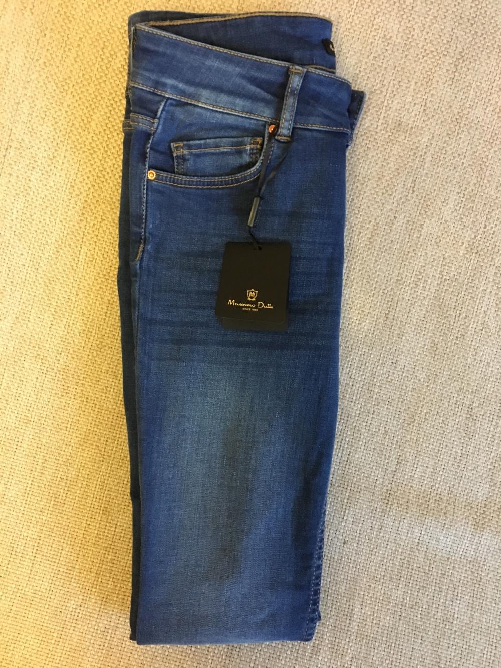 Джинсы Massimo Dutti, 34 размер, в магазине Massimo Dutti — на Шопоголик 99ee18aabe4