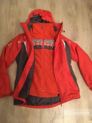 Куртка+толстовка Glissade 42 размер