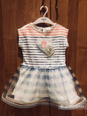 Платье на девочку «Baby Go», рост 92 см