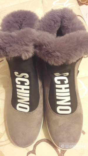 Ботинки зимние,schino, 38 размер