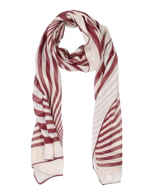 PARCAE шелковый шарф, one size