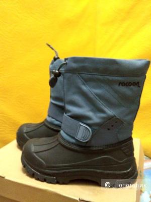 Зимние детские ботинки (валенки) Racoon, маркировка 33 на 31-32