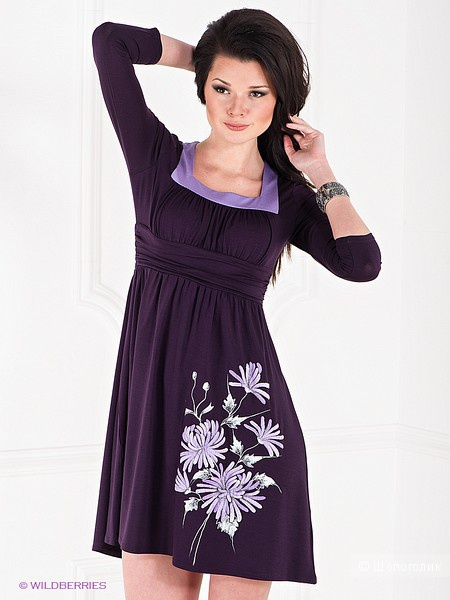 Платье, Наталья Новикова размер 42-44.