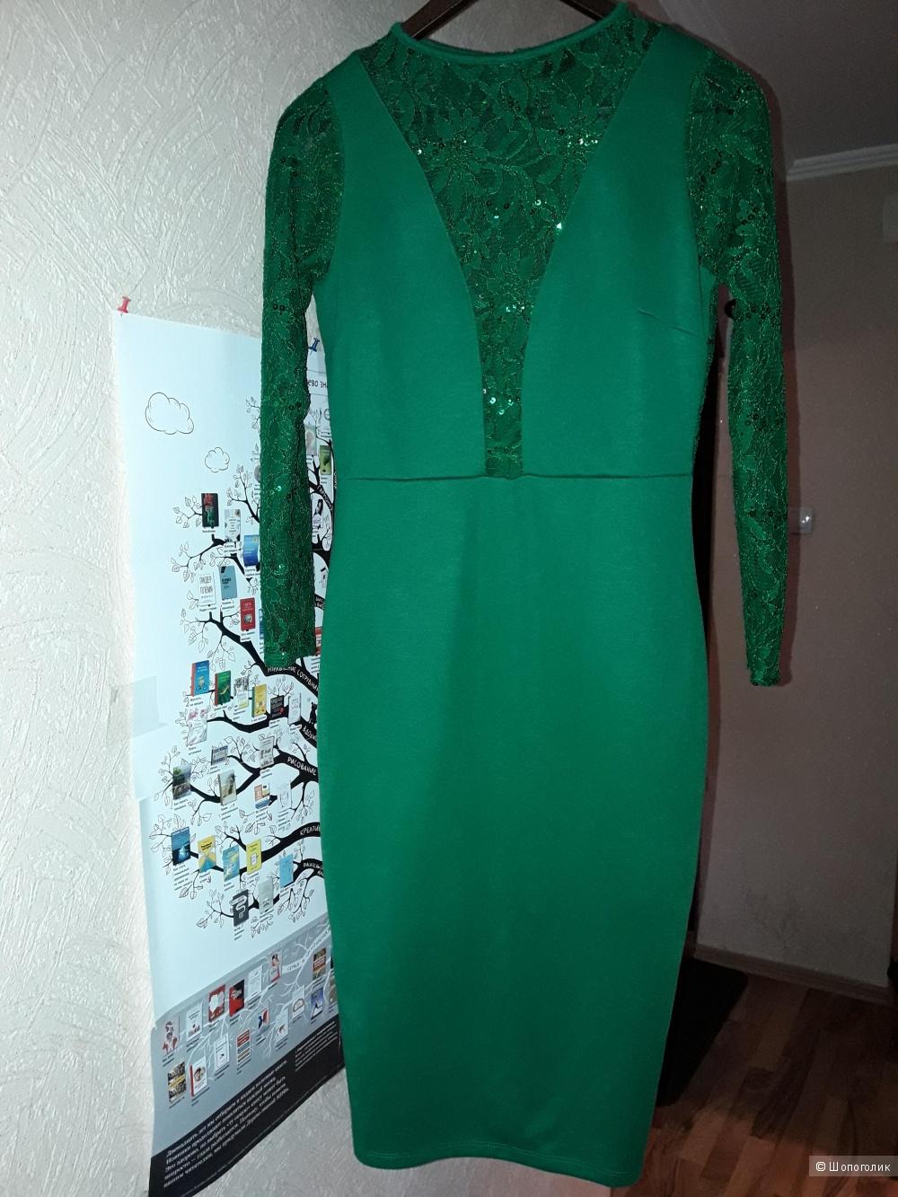 Платье-футляр asos 46