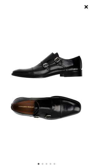 Туфли/мокасины мужские Leonardo Principi 45
