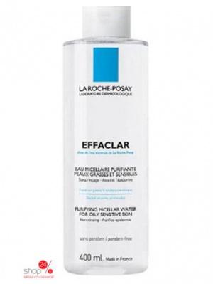 La Roche-Posay Очищающий мицеллярный р-р на основе Термальной воды, 400 мл