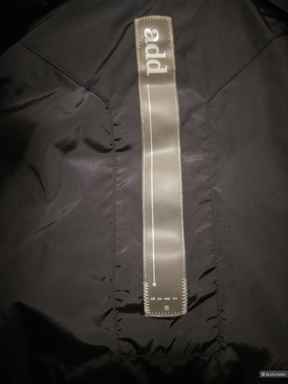 Пуховик ADD, 40it (42-44 размер)