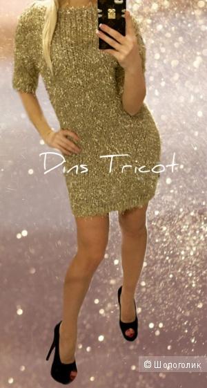 Платье Dins Tricot, oversize