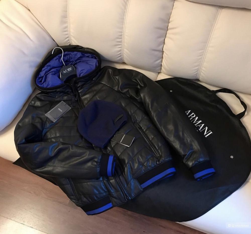 Новая мужская куртка Armani Jeans, 50it
