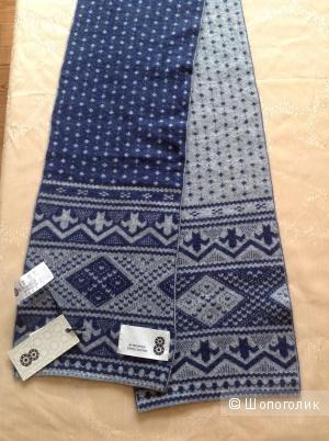 Шерстяной шарф 8 by Yoox, L
