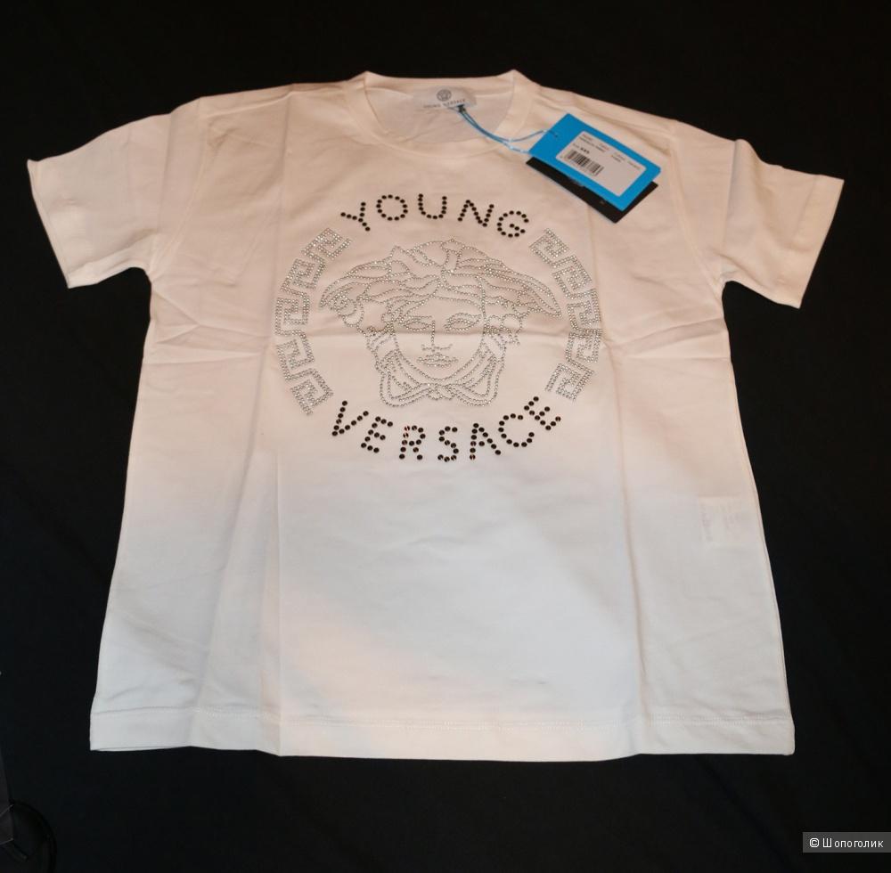 Футболка Young Versace,7-8 лет