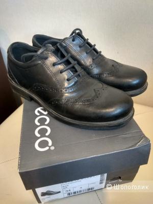 Туфли ботинки Ecco размер 34
