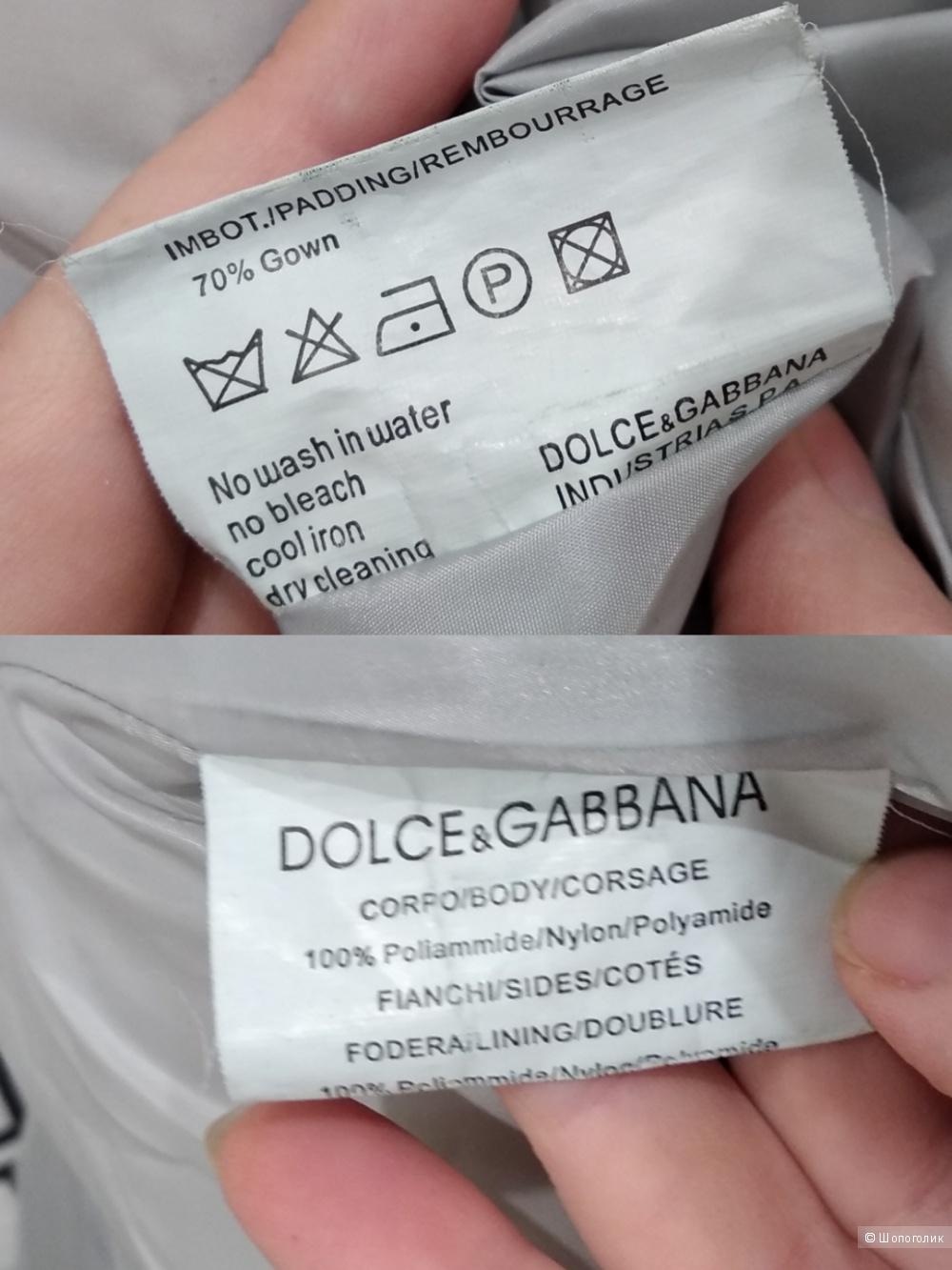 Пуховик, Dolce & Gabbana, р.44-46