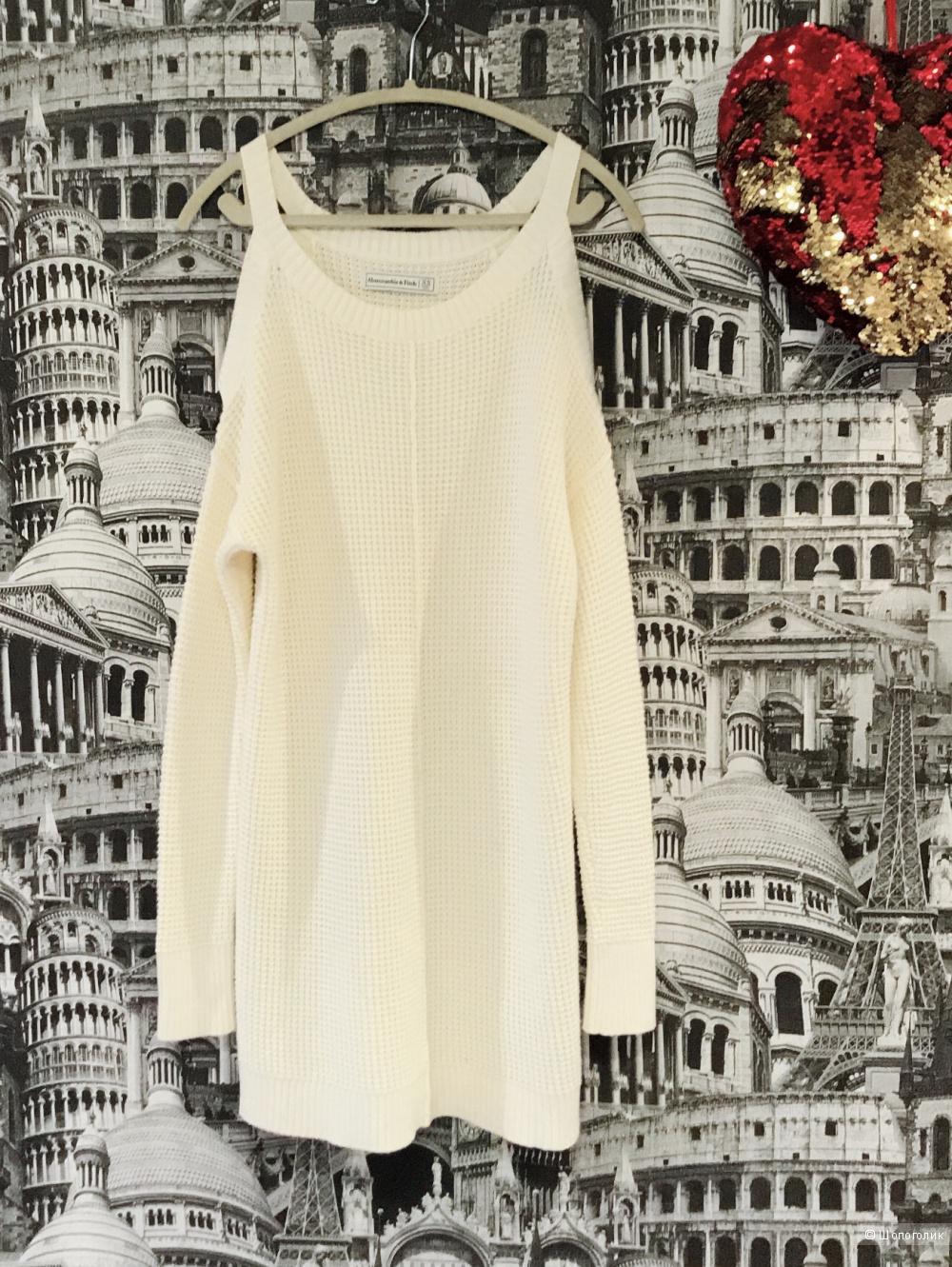 Платье-свитер abercrombie & fitch 42-44