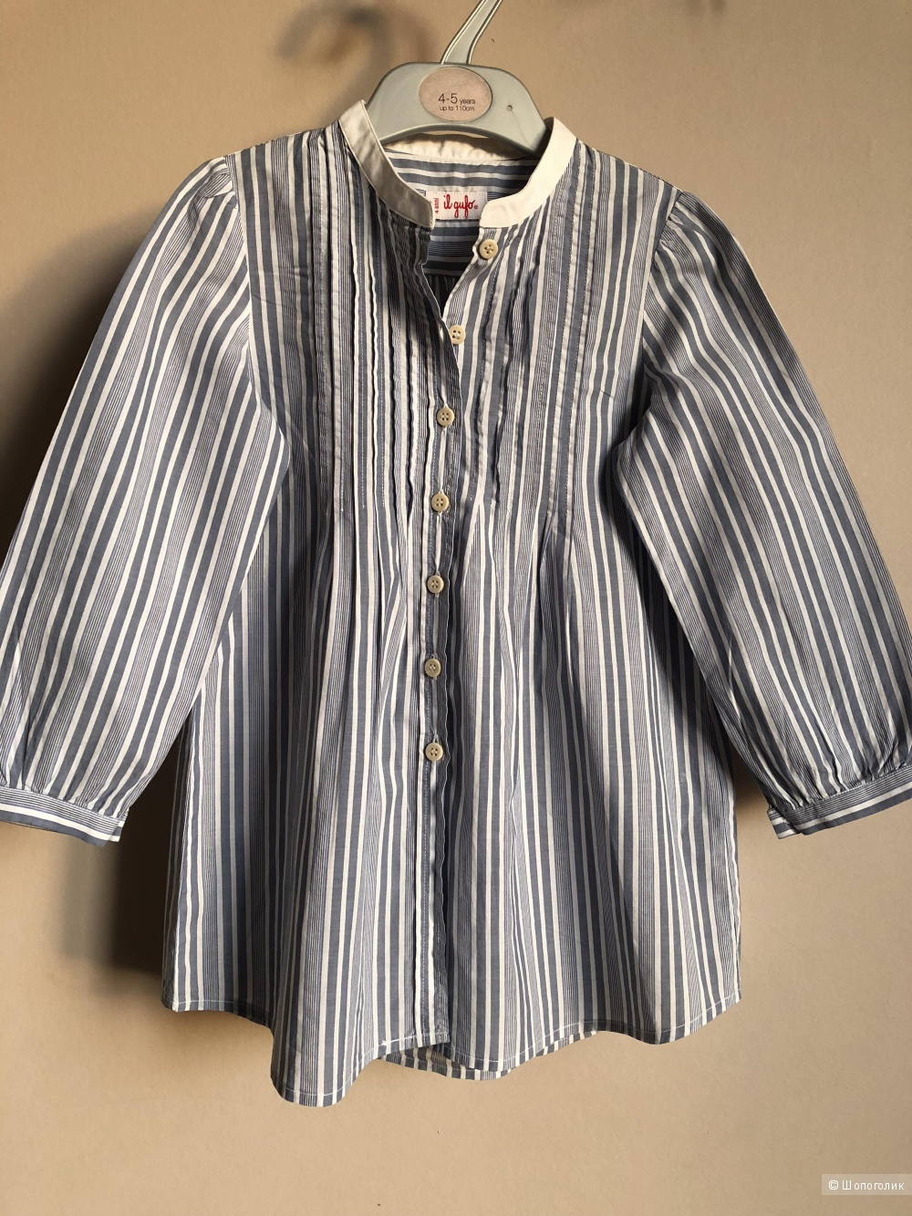 Блузка iL Gufo ,4-5лет
