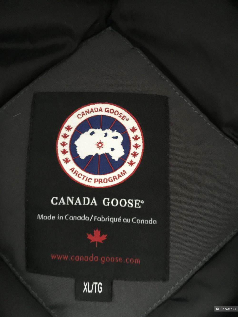 Пуховик Canada Goose размер L-Xl
