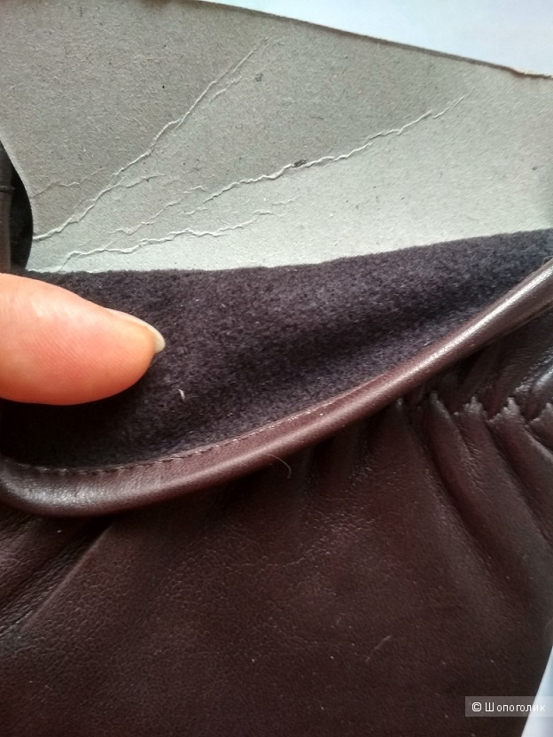 Перчатки  Roeckl, размер 10 1/2