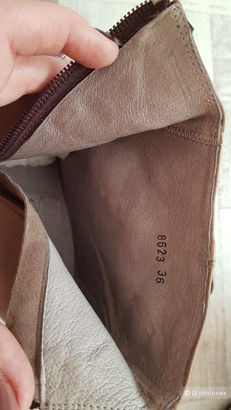 Ботинки chelseablues 36 размер