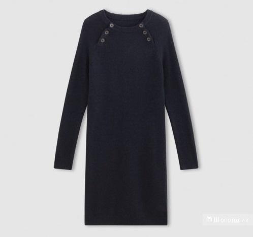 Шерстяное платье R ESSENTIEL, размер рус. 44-46