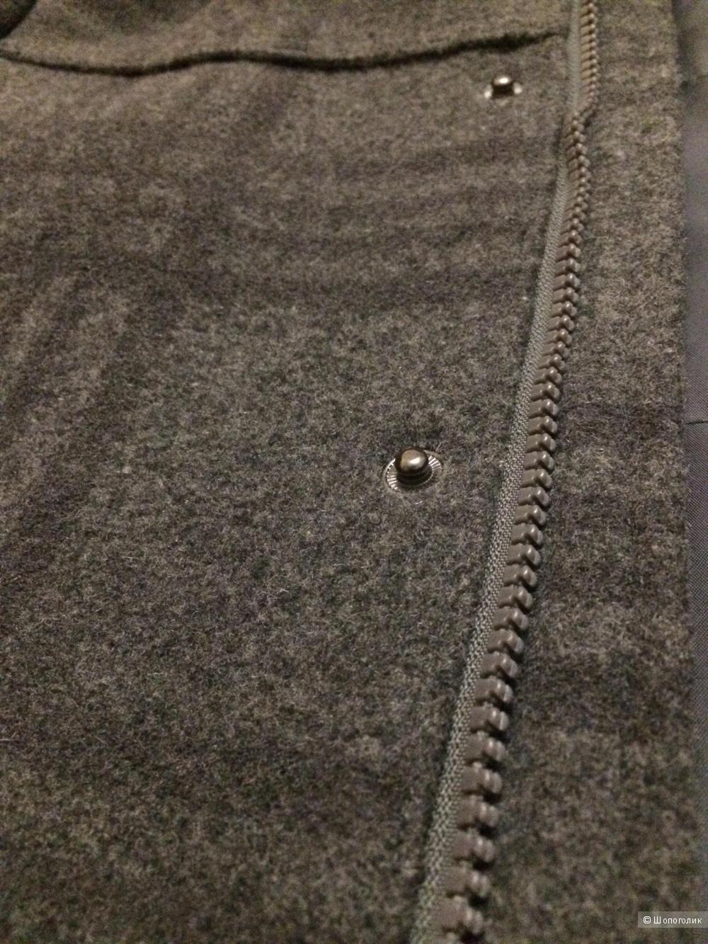 Пальто от французов t-a-o размер 9-11 лет