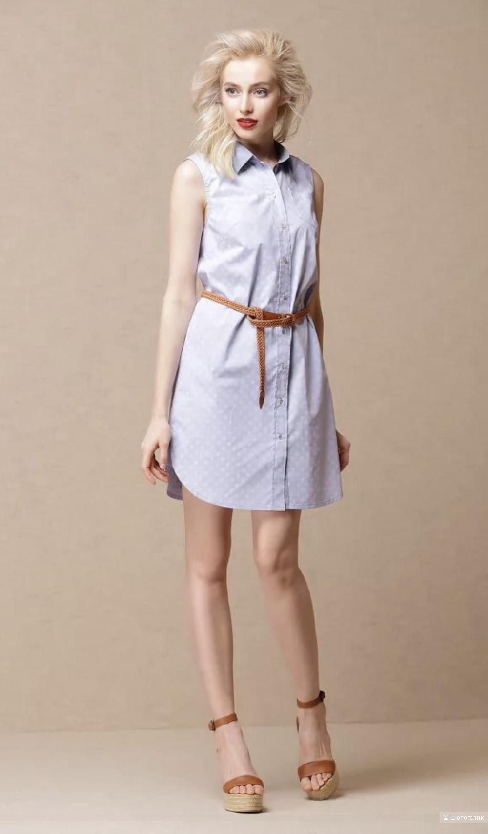 Белорусское платье Nika, 44 размер