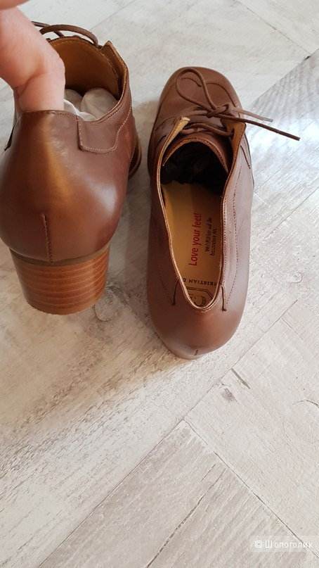 Ботинки Christian Dietz размер 38