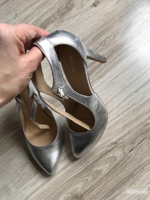 Туфли kiomi размер 38