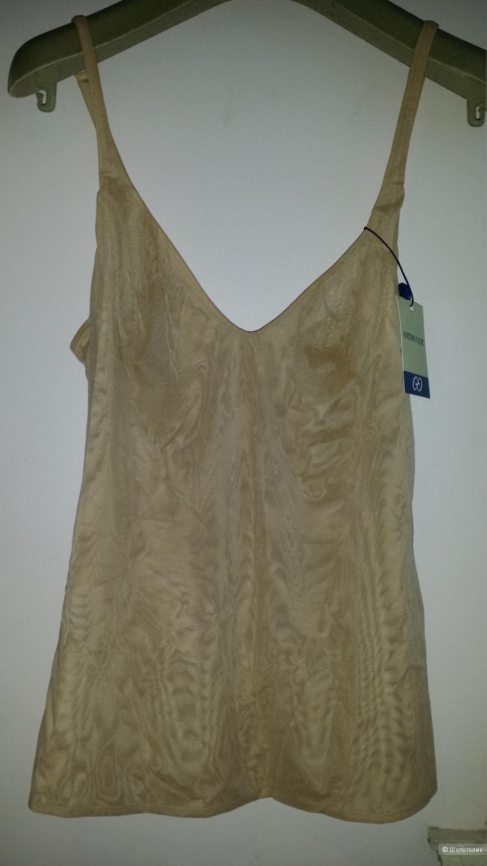 Топ нижний Cotton Club, I    4  , D 85  , USA 38   XL
