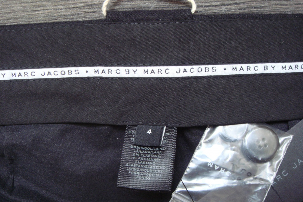 Брюки MARC BY MARC JACOBS, размер 4 US (42, 42-44 рус.)