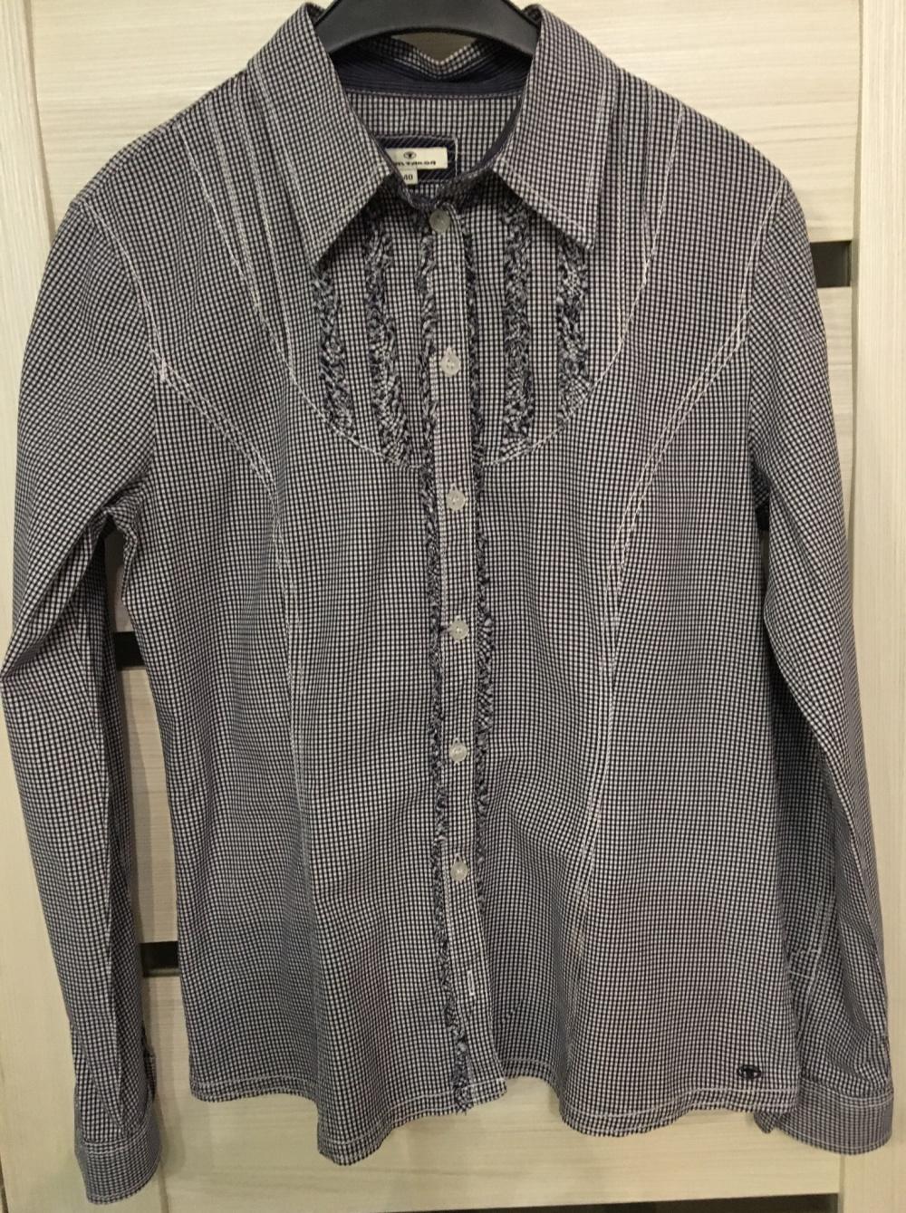 Сет: рубашка Atmosphere, размер L+ Рубашка Tom Tailor, размер M/L