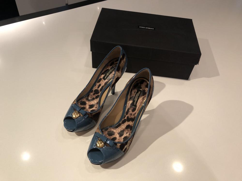 Туфли Dolce & Gabbana, 37