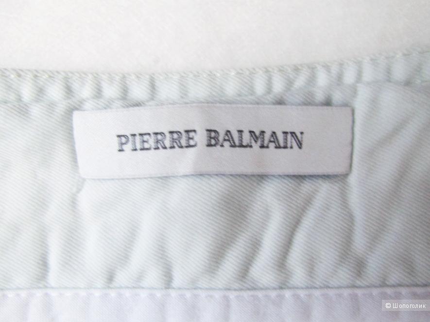 Джинсовая юбка макси Pierre Balmain  размер 46/48