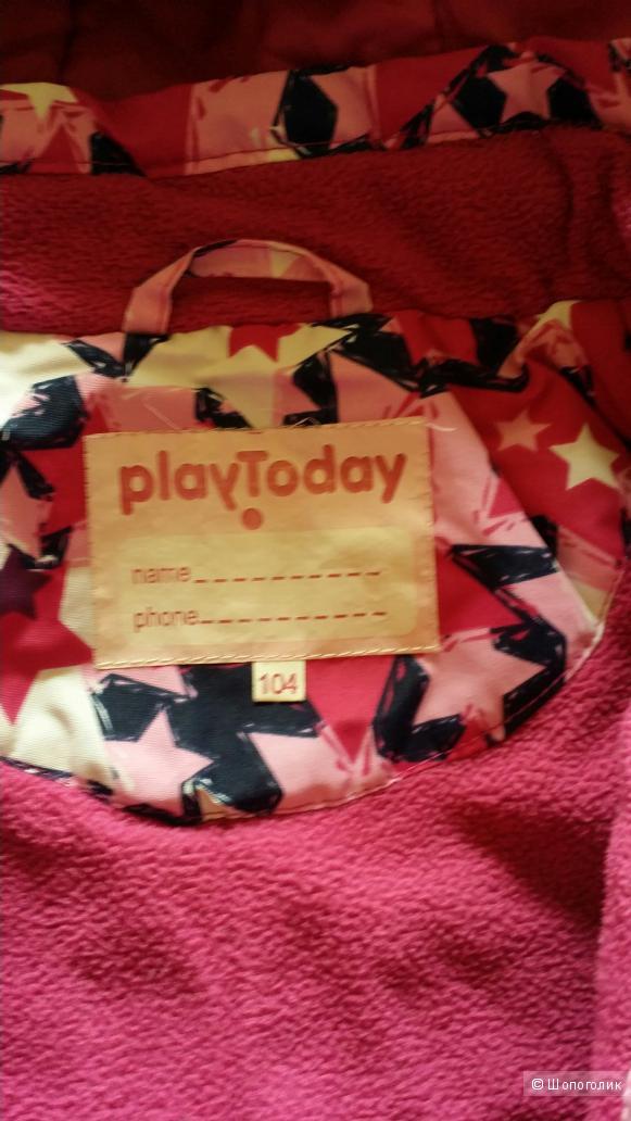 Комбинезон PlayToday размер 104
