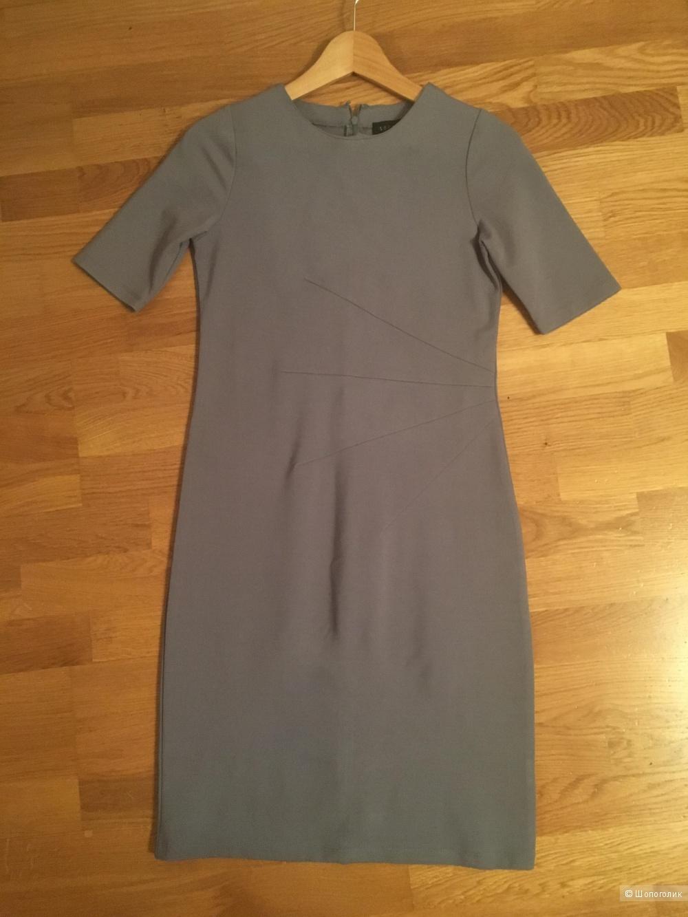 Платье society xs