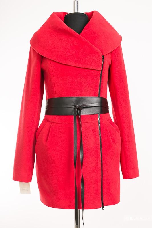 """Демисезонное пальто """"Империя пальто"""", 44-46 размер"""