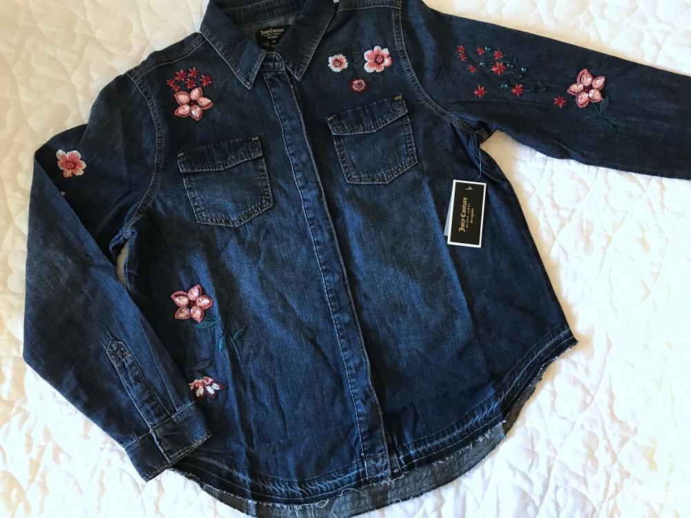 Рубашка Juicy Couture, размер М