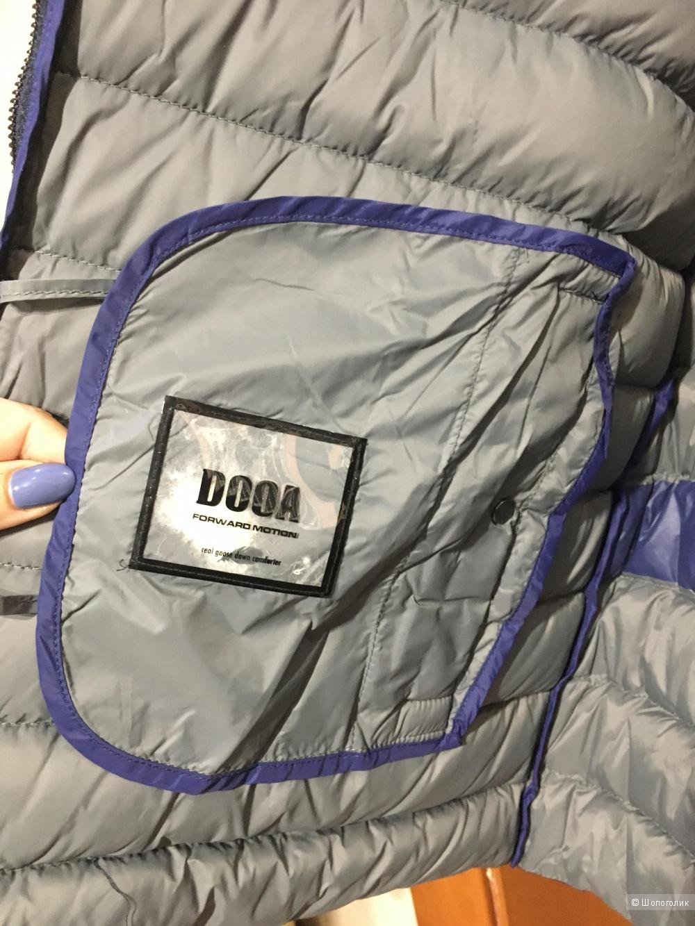 Пуховик DOOA, размер L. на рос. 48