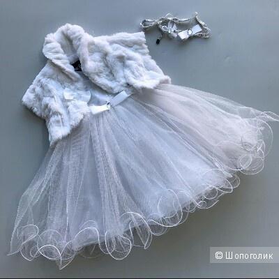 Платье Acoola 98 см.
