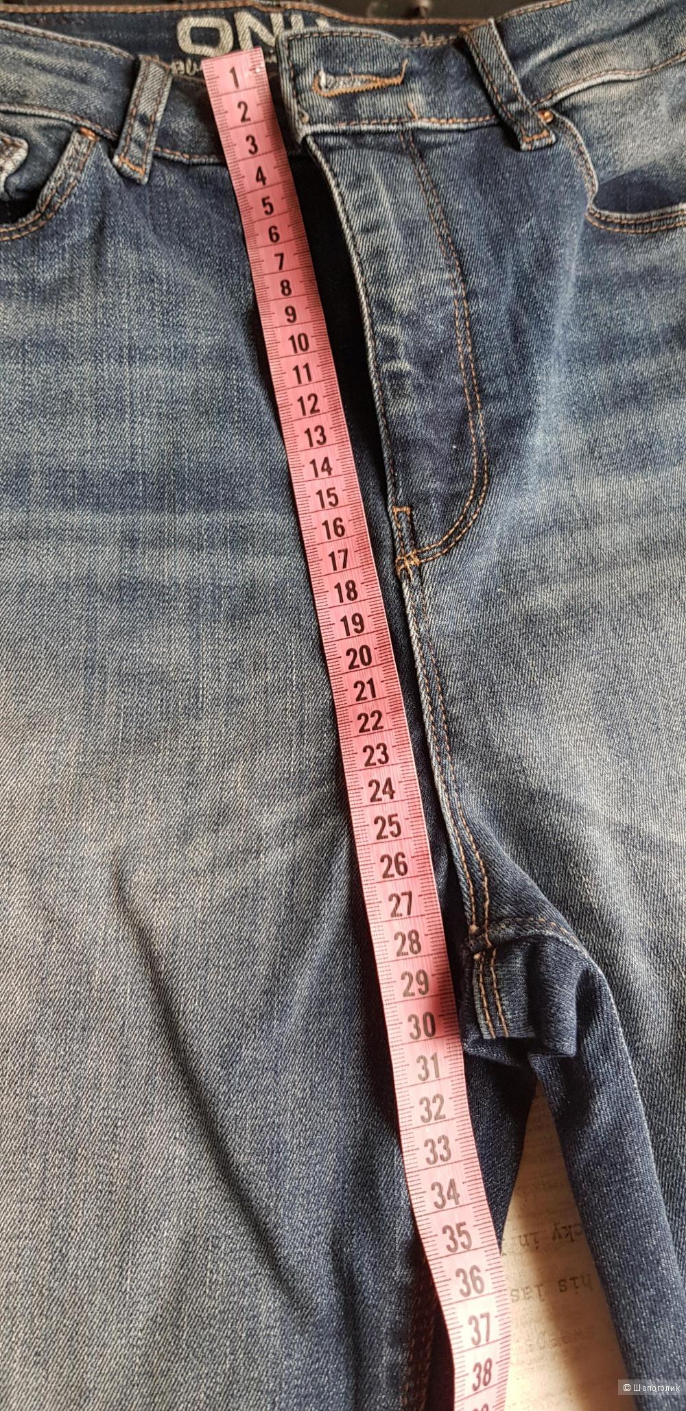 Джинсовые брюки ОNLY BLU, размер 30