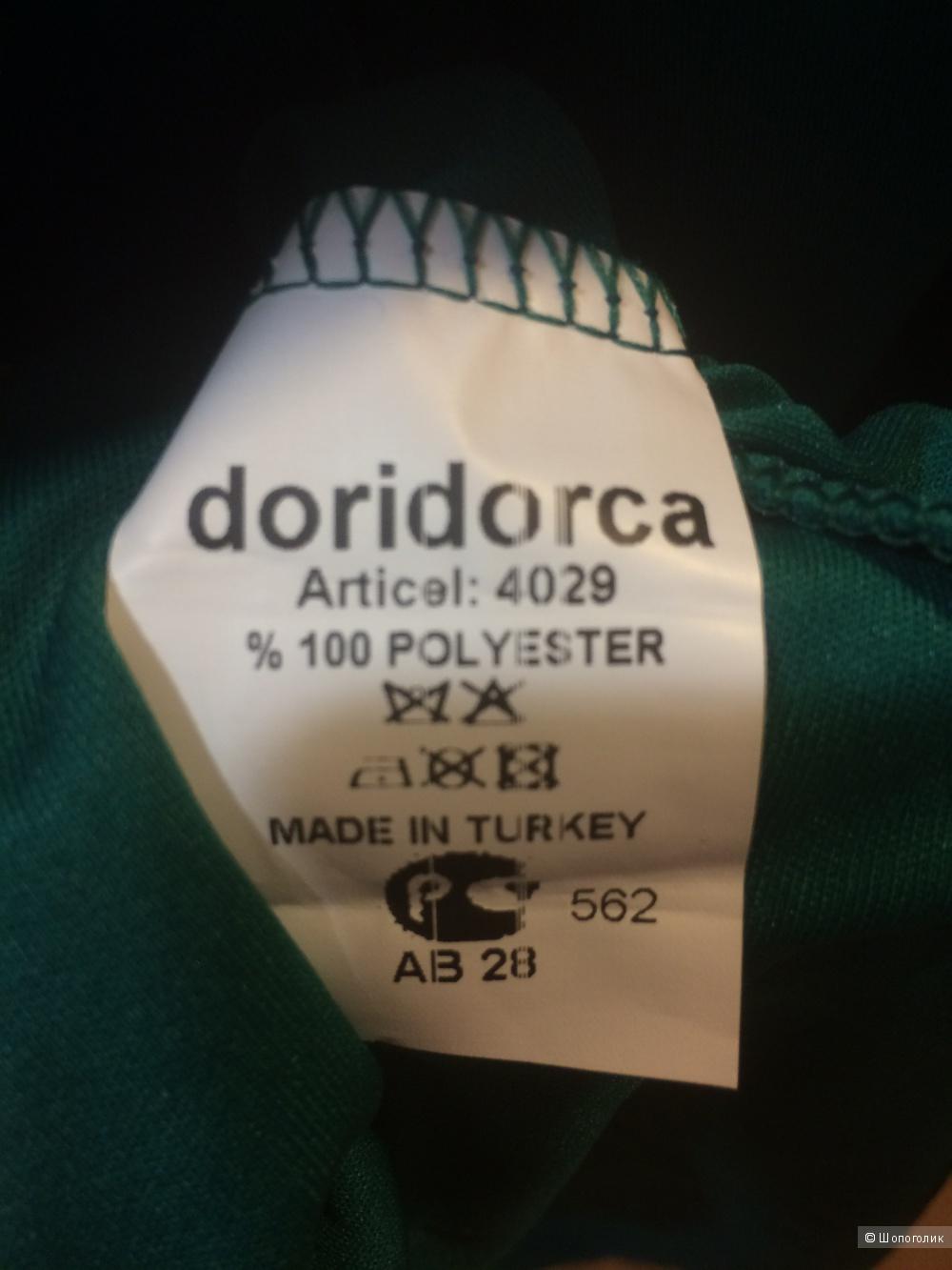 Сет платье Doridorca р.38+клатч Fabretti