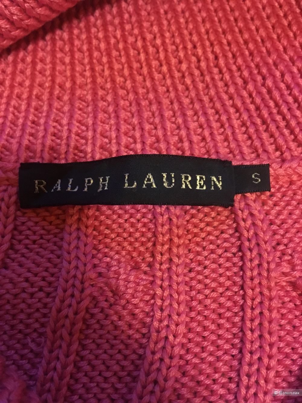 Кардиган Ralph Lauren размер s