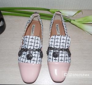 Туфли no name, 36-36,5 размер (23,5 см)