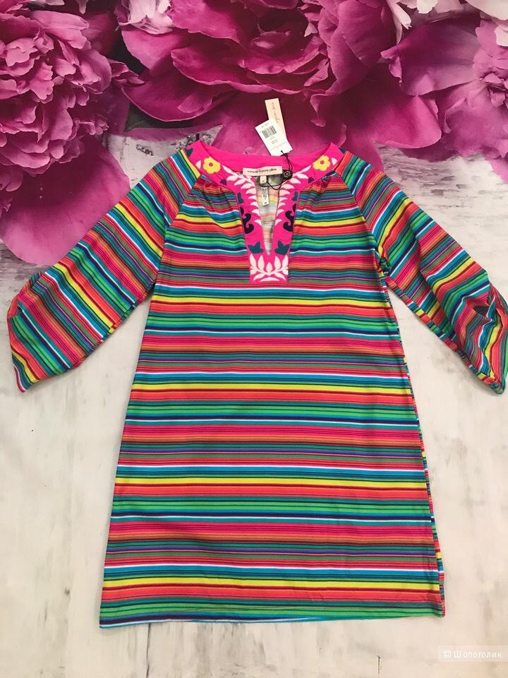 Пляжное платье от Nanette Lepore  S