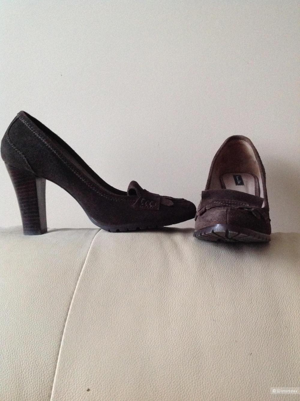 Туфли лоферы Massimo Dutti, размер 41
