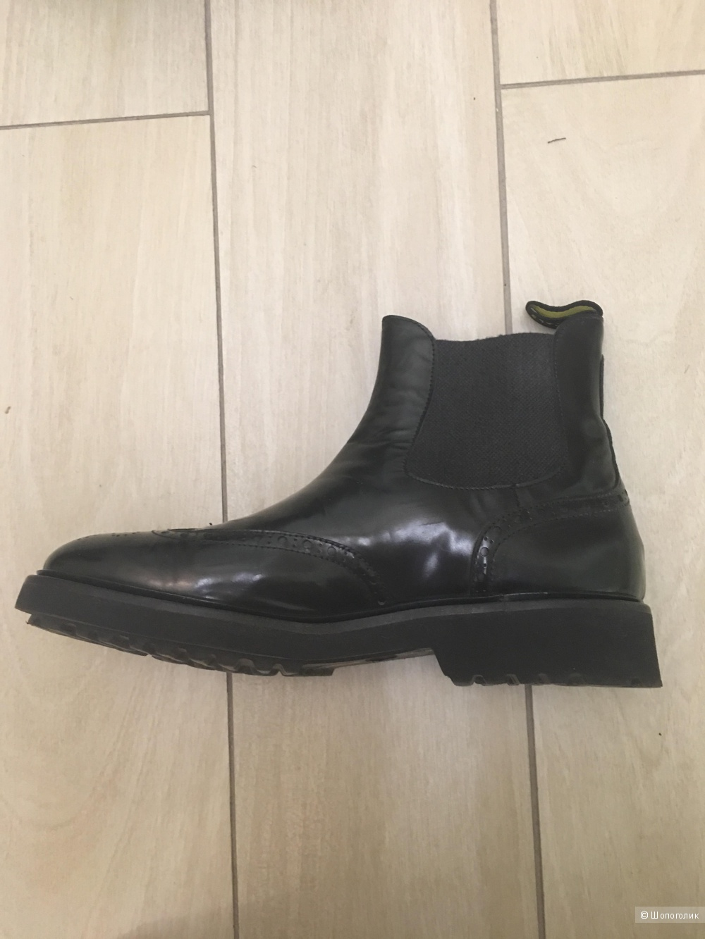 Ботинки челси Doucals 38,5 р