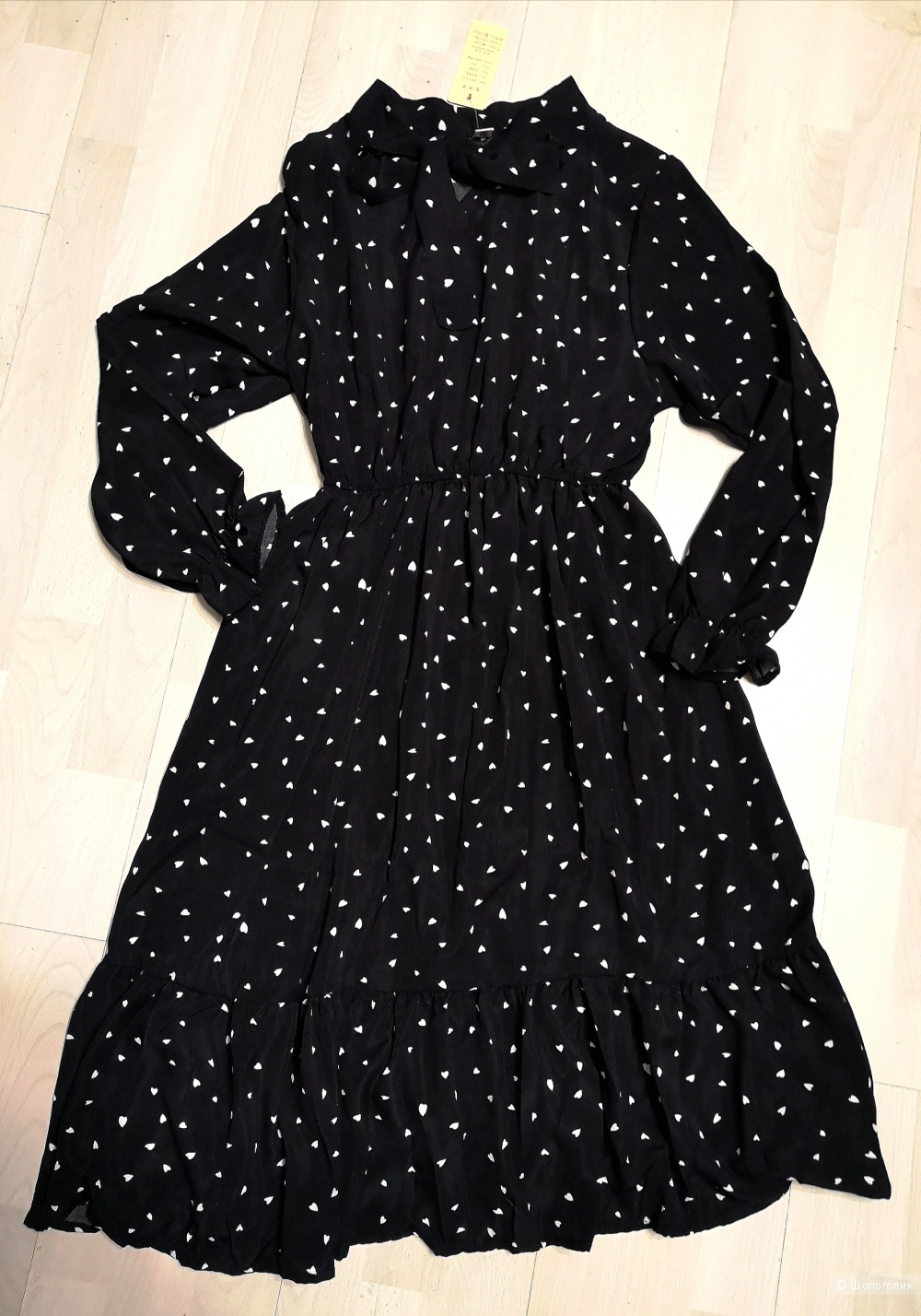 Платье No name, размер S-M.