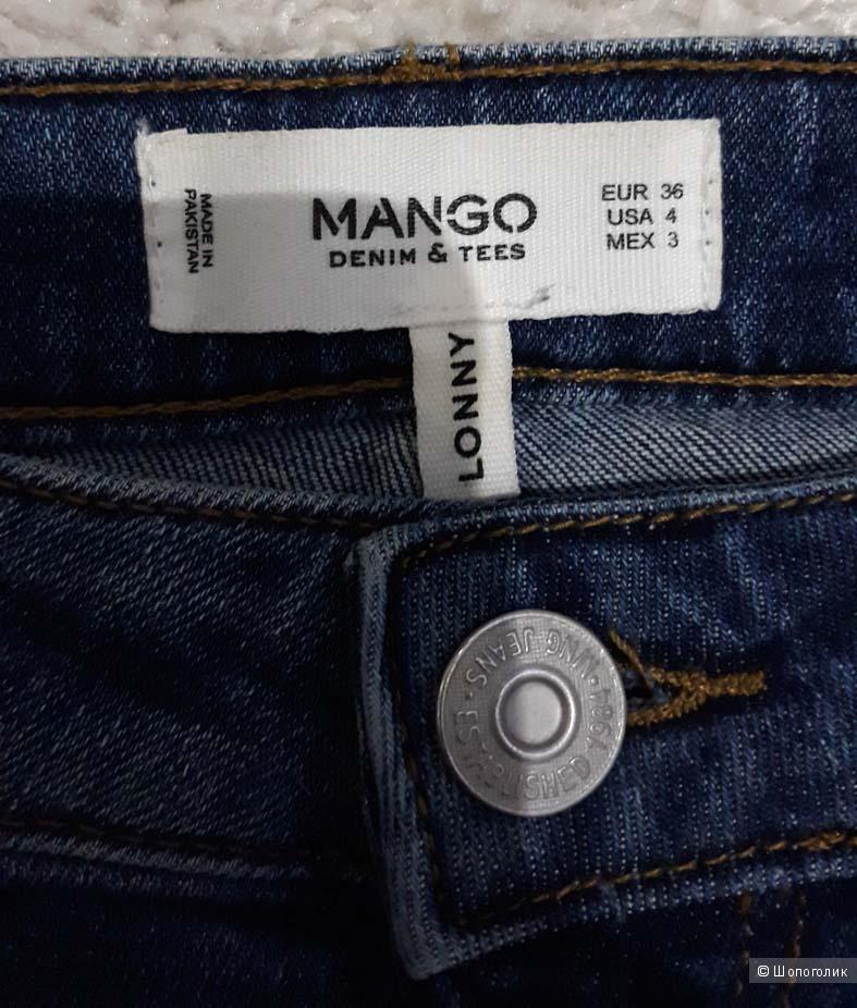 Джинсы Mango 36 размер